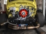 Rennmotor 4 Zylinder OHC